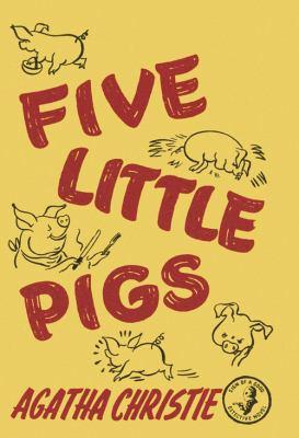 Five Little Pigs 9780007274567