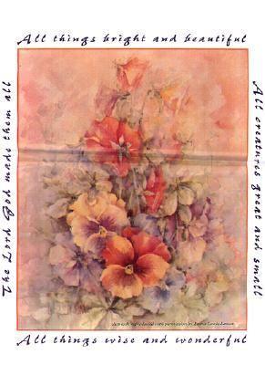 Floral Merchandise Bag: 15x20
