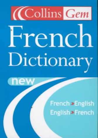 French Dictionary: French-English, English-French