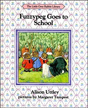 Fuzzypeg Goes to School