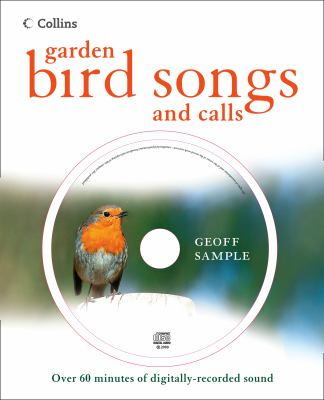 Garden Bird Songs and Calls 9780007313297