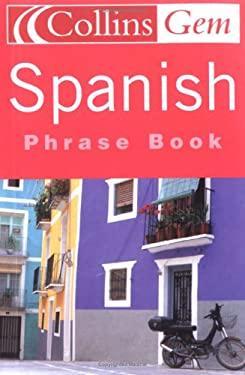 Gem Spanish Phrase Book