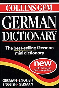 German Dictionary: German-English/English-German