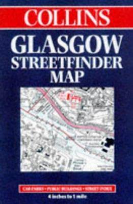 Glasgow Street Finder Map