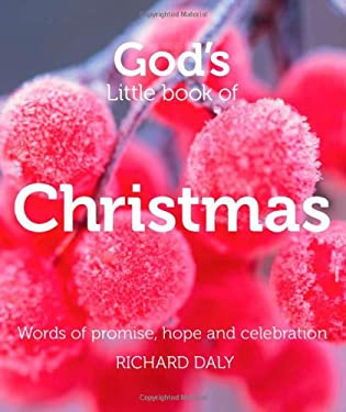 God's Little Book of Christmas: Words of Promise, Hope and Celebration 9780007528332