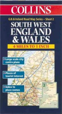 Great Britain: England, Southwest & Wales