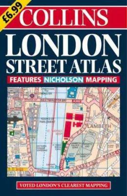 Great Britain: London Street Atlas