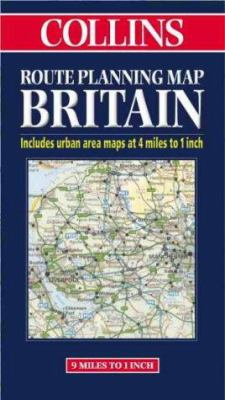 Great Britain: Britain, Route Planning