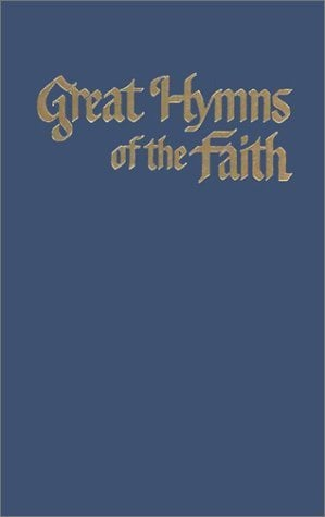 Great Hymns of the Faith-Blue: King James Version Responsive Readings 9780005016442