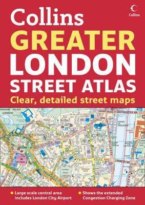 Greater London Street Atlas: 30th Anniversary 19th Edition