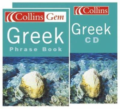 Greek Phrase Book Pack