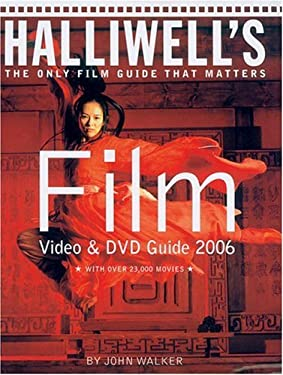 Halliwell's Film Video and DVD Guide 2006