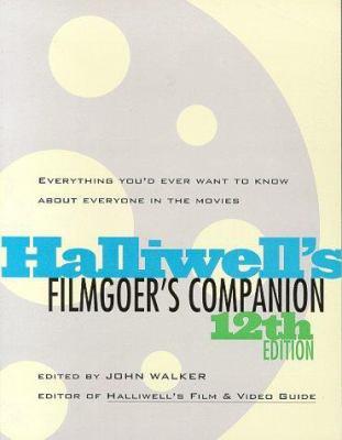 Halliwell's Filmgoer's Companion