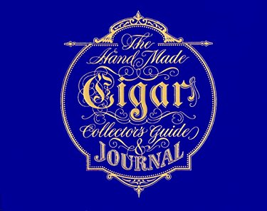 Handmade Cigar Collector's Guide and Journal