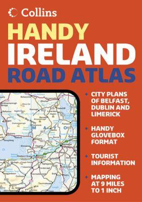 Handy Road Atlas Ireland: A5 Edition