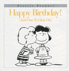Happy Birthday!: And One to Glow on