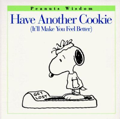 Have Another Cookie: It'll Make You Feel Better