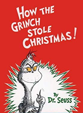 How the Grinch Stole Christmas! 9780007141883