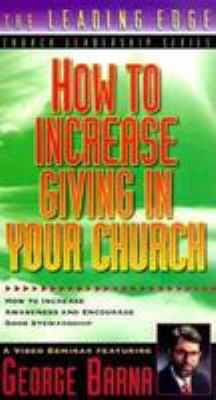 How to Increase Giving in Your Church [With Training Session Handouts]