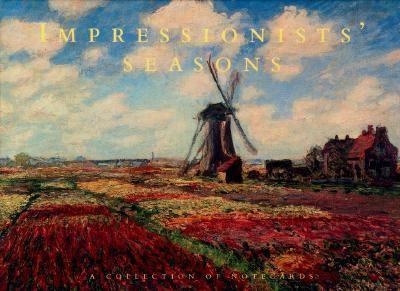 Impressionists' Seasons Notecards