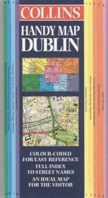 Ireland: Dublin Handy Map