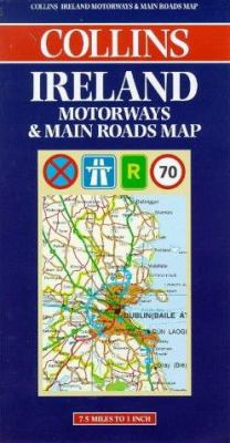 Ireland Motorways & Main Roads