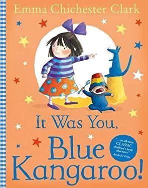 It Was You, Blue Kangaroo! 9780007130979