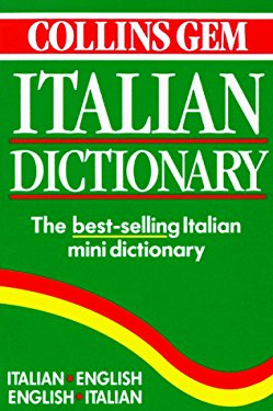 Italian Dictionary: Italian-English, English-Italian