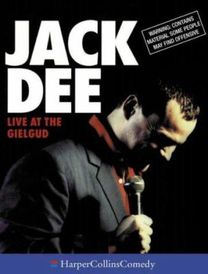 Jack Dee Live at the Gielgud 9780001057203