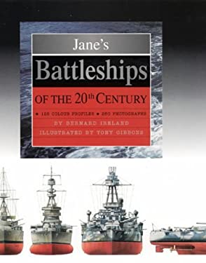Jane's Battleships of the 20th Century 9780004709970