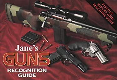 Jane's Gun Recognition Handbook 9780004709796