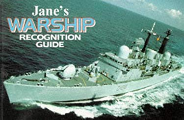 Jane's Warship Recognition Guide 9780004709819