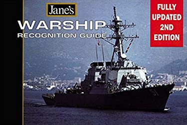 Jane's Warship Recognition Guide 9780004722115
