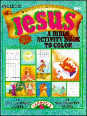 Jesus Bible Activity Book