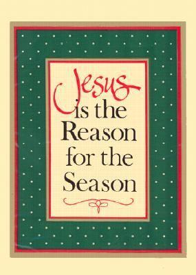 Jesus is the Reason Merchandise Bag: 15x18