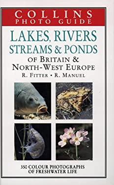 Lakes, Rivers, Streams & Ponds of Britain & Northwest Europe