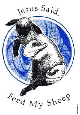 Lamb Merchandise Bag: 7.5x10.5