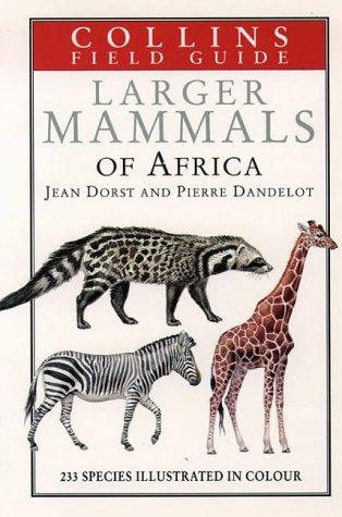 Larger Mammals of Africa