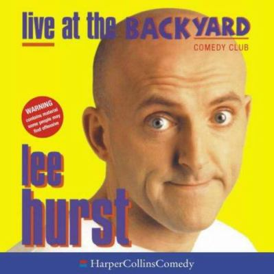 Lee Hurst Live at the Backyard 9780001056503