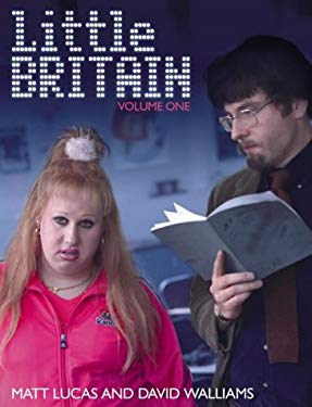 Little Britain: The Complete Scripts and Stuff: Series One 9780007193028