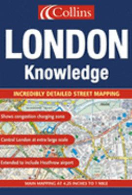 London Knowledge: Incredibly Detailed Street Mapping