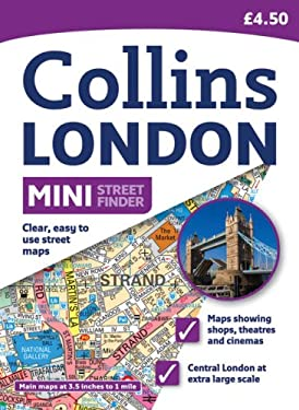Collins London Mini Streetfinder