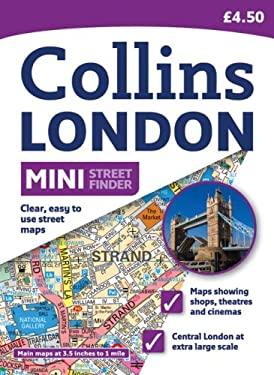 Collins London Mini Streetfinder