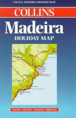 Madeira Holiday Map