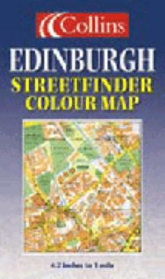 Map-Edinburgh Streetfinder