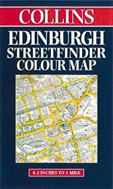 Map-Edinburgh Streetfinder