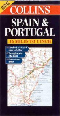Maps: Spain & Portugal