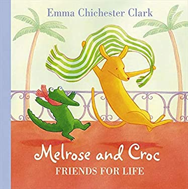 Melrose and Croc Friends for Life