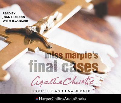 Miss Marple's Final Cases 9780007199259