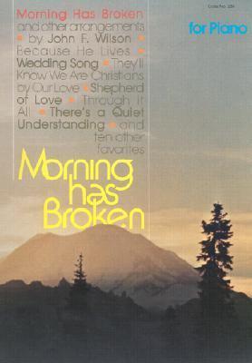 Morning Has Broken: Piano